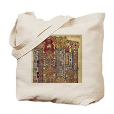 Book of Kells Tote Bag