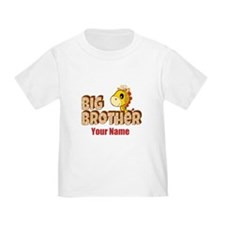 Giraffe Big Brother Personalized with YOUR NAME T-