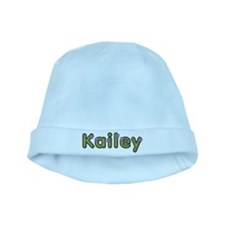 Kailey Spring Green baby hat