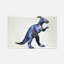 Parasaurophus Dino Rectangle Magnet