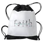 Faith Drawstring Bag