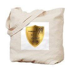 The CW's Beauty and the Beast Vincent Logo (white)
