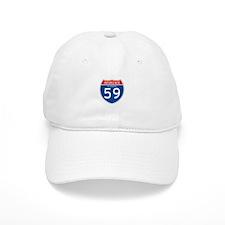 Interstate 59 - AL Baseball Cap