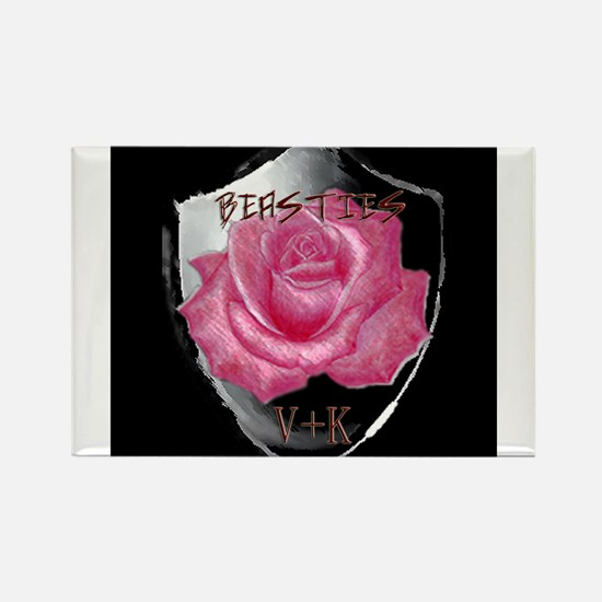 The CW's Beauty and the Beast: Beasties logo black