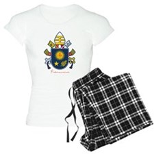 Pope Francis coat of Arms Pajamas