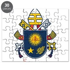 Pope Francis coat of Arms Puzzle