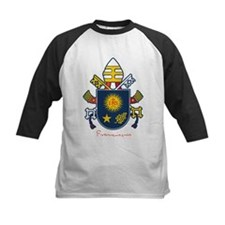 Pope Francis coat of Arms Baseball Jersey