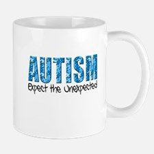 Autism Expect the Unexpected puzzle Mug