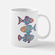 fishes 3 Mug