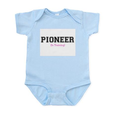 Pioneer In Training Infant Creeper (Girl