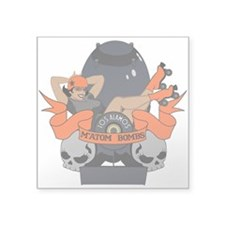 Matom Bombs Logo Sticker