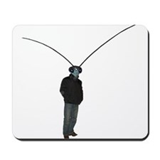 Mantis Man Mousepad