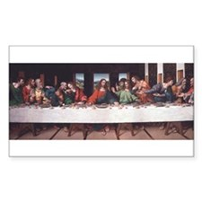 The Lords Last Supper Decal