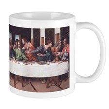 The Lords Last Supper Mug