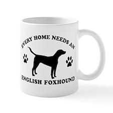 Every home needs an English Foxhound Mug