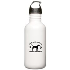 Every home needs an English Foxhound Water Bottle