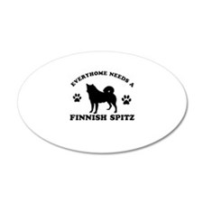 Every home needs a Finnish Spitz Wall Decal