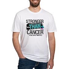 Stronger Than Thyroid Cancer Shirt