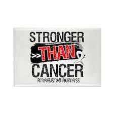 Stronger Retinoblastoma Cancer Rectangle Magnet