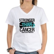 Stronger Than Ovarian Cancer Shirt