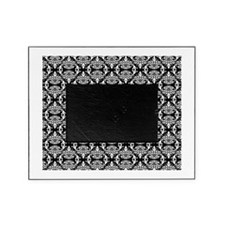 Demask White Picture Frame