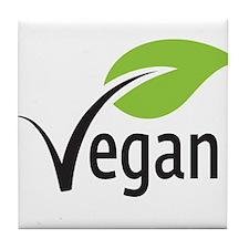 vegan Tile Coaster