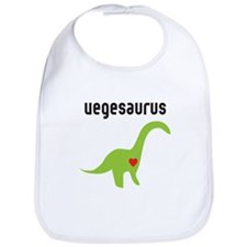vegesaurus Bib