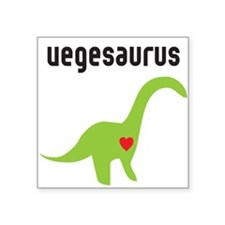 vegesaurus Sticker