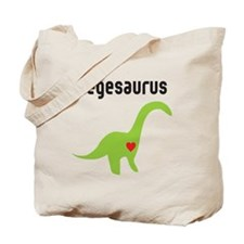 vegesaurus Tote Bag
