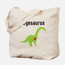 vegesaurus Tote Bag