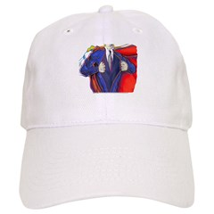 Super Man, Dad Baseball Baseball Cap