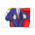 Super Man, Dad Sticker
