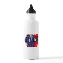 Super Man, Dad Water Bottle