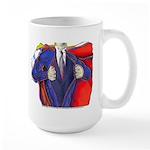 Super Man, Dad Mug