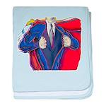 Super Man, Dad baby blanket
