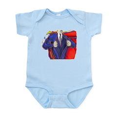 Super Man, Dad Body Suit