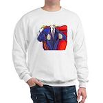 Super Man, Dad Sweatshirt