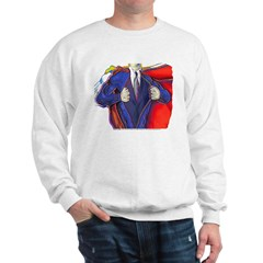 Super Man, Dad Sweatshirt