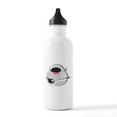 Coffee Lipstick Water Bottle