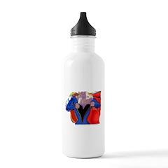 Super Woman, Mom Water Bottle