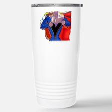 Super Woman, Mom Travel Mug