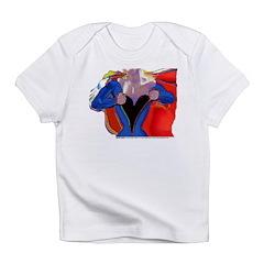 Super Woman, Mom Infant T-Shirt