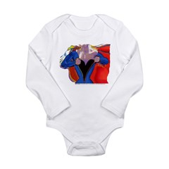 Super Woman, Mom Body Suit