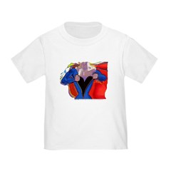 Super Woman, Mom T-Shirt