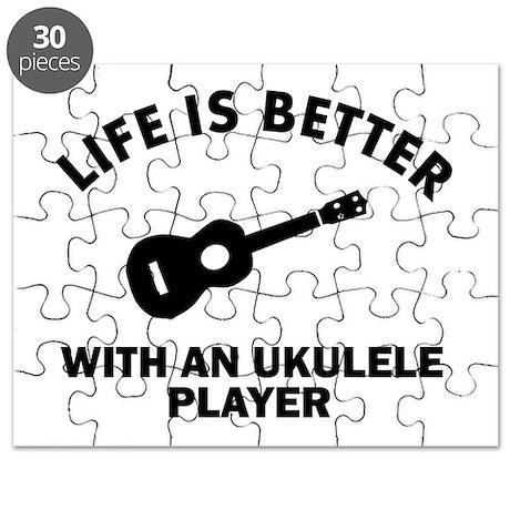 Ukulele designs Puzzle