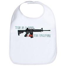 Assault Rifle is a Tool Bib