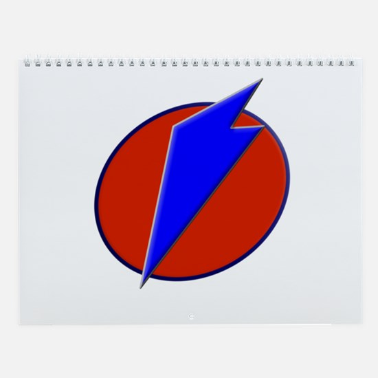 Izyllusions - Art by Izzy Wall Calendar