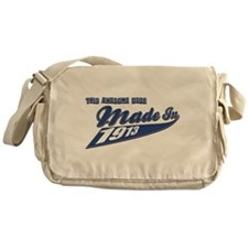 Made in 1913 Messenger Bag
