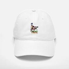 A Basset Fan Baseball Baseball Cap