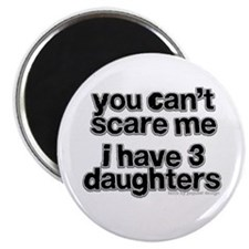 Parent of 3 Girls Magnet